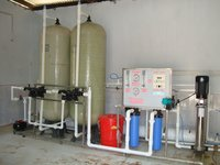 Industrial Water Purification Plants