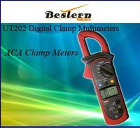 Digital Clamp Multimeters UT202