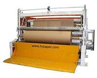 Jumbo Paper Slitting And Rewinding Machine