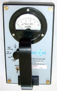 Analogue Survey Meter Model ASM-10R/ASM-5R