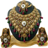 Wedding Fashion Designer Bridal Jewellery Necklace