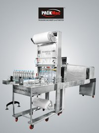 Online Bottle Packing Machine