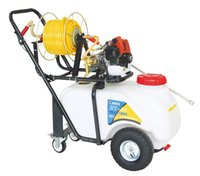 Trolly Power Sprayer