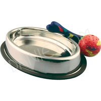 Antiskid Stainless Steel Dog Bowl