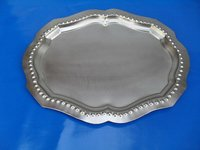 Iron Serving Trays