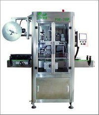 PM-200 P Bottle Mouth Trapping Label Machine