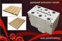 WPC Greatwall Panel Extrusion Mould