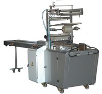Automatic Angle Break Packing Machine Without Pallet