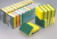 Scrub Pad And Sponge