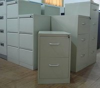 4 Drawer Vertical Steel Filing Cabinet