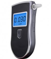 Advanced Mini Professional Digital Breath Alcohol Tester
