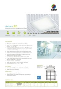 Led Cleanroom Lighting