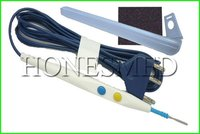 Disposable Hand Control Push Button Electrosurgical Pencil