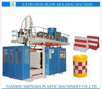 Plastic Blow Moulding Machine ZK-100B