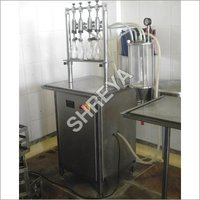 Milk Bottle Filler Machine