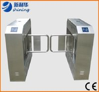 Flap Turnstile