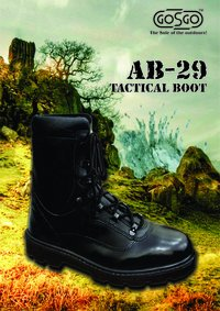 Gosgo Ab-29 Tactical Boot
