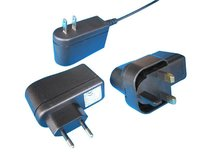 3W-24W AC-DC wall mounted Power Adapters