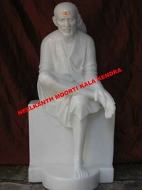 Marble Sai Baba Statue