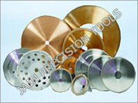 Metal Bond Diamond Wheels