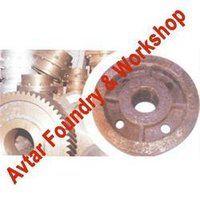 Flywheel And Gears