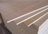 Poplar Core Plywood Laminated With Okoume