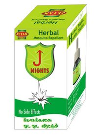 Herbal Mosquito Repellent Liquid With Vaporizer
