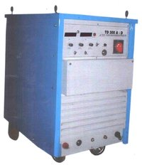Thyristorised Ac/Dc Tig Welding Machine
