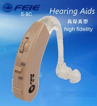 High Fidelity Behind The Ear Hearing Aids S-9C