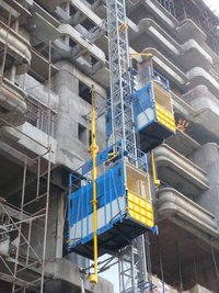 Passenger And Material Building Hoist Sc100