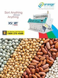Wide Grain Sorting Machine