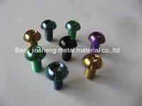 Titanium Alloy GR5 Bolt