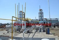 Pyrolysis Oil Plant Unit