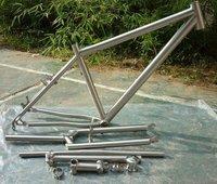 Titanium MTB Bicycle Parts