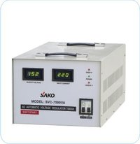 SVC 10KVA Voltage Stabilizer (Horizontal Type)