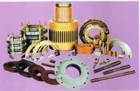 Generator Parts Bearing Cover