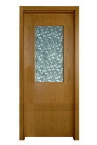 Latest WPC Waterproof Flush Door