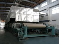 Kraft Paper Making Machine For Paper Bags