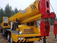 55t Kato Nk550vr Mobile Hydraulic Cranes