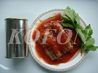 Canned Horse Mackerel