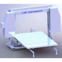 Computerized Foam Horizontal Cutting Machine