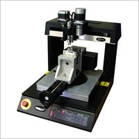 Counter Top Tool Engraving And Marking Machine