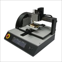 Tool Engraving And Marking Machine