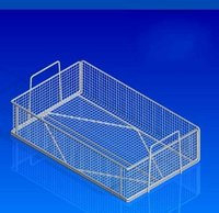 Welded Mesh Wire Baskets