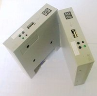 USB Floppy Emulator for Embroidery Machine