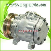 Ac Compressor 7b10 Series For Fiat, Opel Corsa