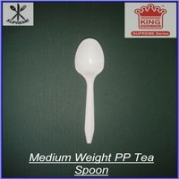 Medium Weight PP Tea Spoon
