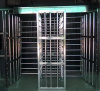 Electrical Control Full Height Turnstile