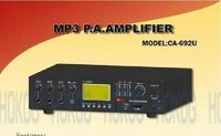 Mp3 P.A. Amplifier