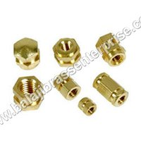 Brass Hex Inserts